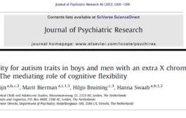 آسیب پذیری نسبت به صفات اوتیسم