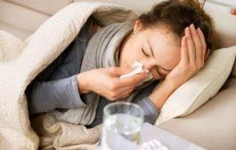 شادکامی و سرماخوردگی