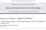 تنوع تجارب در افزایش انعطاف پذیری شناختی