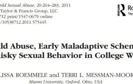 بدرفتاری های دوران کودکی ، طرحواره های ناسازگار اولیه و رفتارهای جنسی