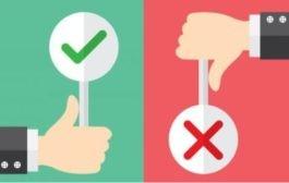 سوالات انتخاب-بایست برای سنجش شخصیت
