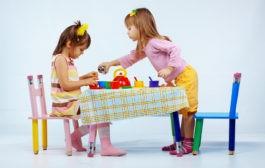 آموزش یادگیری شریک شدن به کودکان