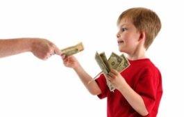 پول توجیبی و درخواست مداوم پول توسط فرزندتان  شما را کلافه کرده است؟