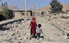 سواستفاده جنسی از کودک در بحران ها-زلزله ای که دنیای کودکی او را تکان میدهد