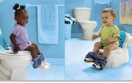 آموزش توالت به کودکان