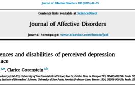 تفاوتهای جنسیتی و ناتوانیهای افسردگی محل کار