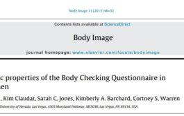 پرسشنامه وارسی بدنی در زنان