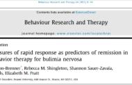 پیشبین های بهبودی در درمان شناختی رفتاری اختلال پرخوری