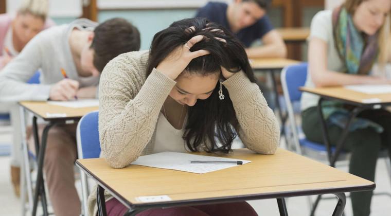 غلبه بر اضطراب امتحان
