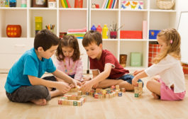 بازی درمانی برای کودکان دارای اوتیسم