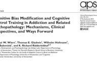 اصلاح شناختی و آموزش کنترل شناختی