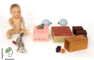 افزایش هوش نوزاد از طریق فعالیتهای خلاقانه: قسمت اول