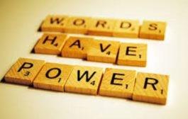 بین انتخاب کلمات نسبتاً مناسب و کلمات مناسب، تفاوت از زمین تا آسمان است!