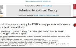 مواجهه درمانی برای PTSD