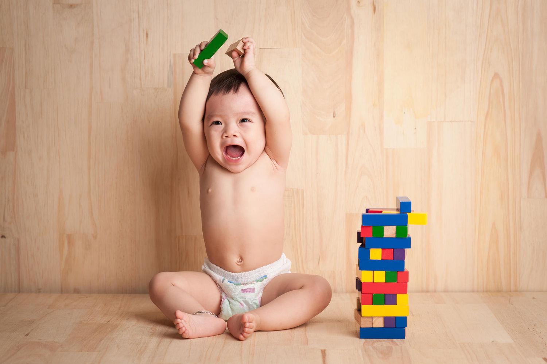 توانایی های نوزادان در بدو تولد