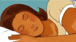 خواب خوب در درمان افسردگی مفید است.