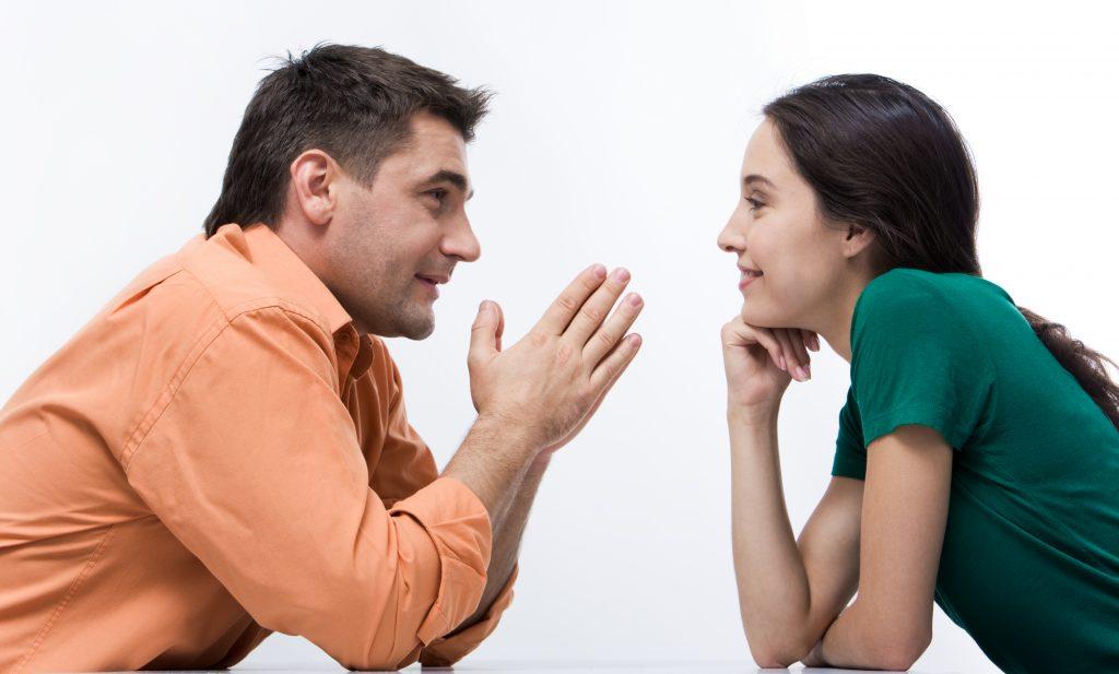 نقل بیان کردن یعنی توضیح مجدد حرفهای همسرتان