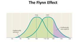 اثر فلین (Flynn effect) چیست؟