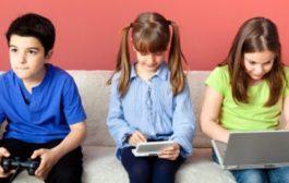 کاهش بازیهای رایانهای و ویدئویی در کودکان