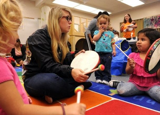 موسیقی درمانی برای کودکان