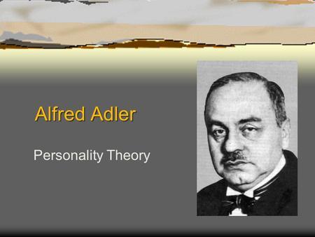 نظریه شخصیت آدلر: روانشناسی فردنگر