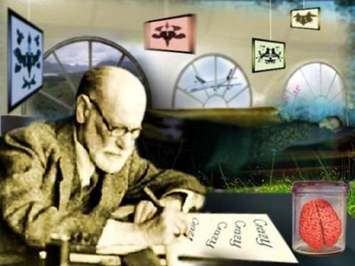 آسیبشناسی روانی روانکاوی  در نظریه زیگموند فروید