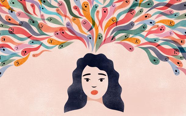 اضطراب شما چه شکلی است؟ چطور اضطراب خود را بشناسیم؟
